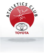 Toyota athletics club