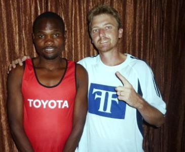 Mistreatment of Comrades Marathon Champion Exposed.
