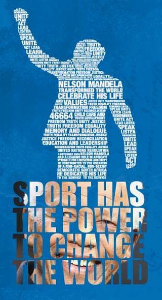 Mandela Marathon logo