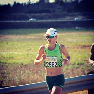 Irvette van Zyl smashed the Mandela Marathon 2014 Women's record by an astounding 19 minutes