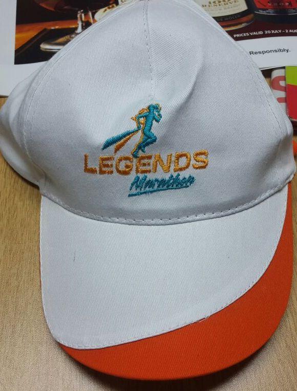 LegendsMarathon Bonus Gift Hamper  Giveaway for 5 days only 985c670c30d0